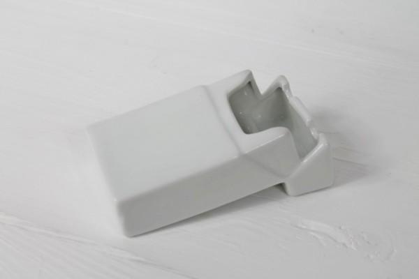 Origineller Aschenbecher als Zigarettenschachtel - aus Keramik - Tolle Geschenkidee