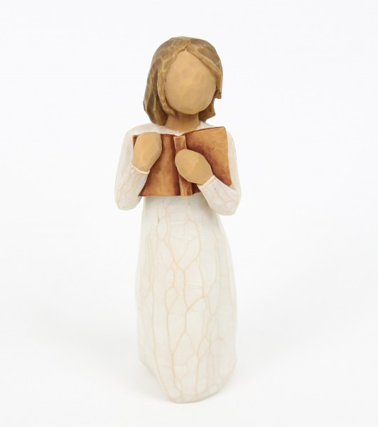 Willow Tree Figur - Love of Learning # Liebe/Freude am Lernen 26165