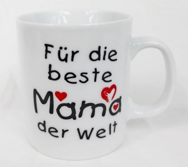 Tasse - Für Meine Aller, Aller, Allerliebste Mama - Family Familie Kaffee Kaffee